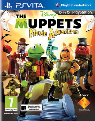 Muppets movie vita