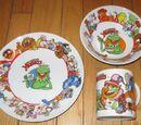 Muppet dinnerware (Sigma)
