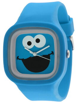 Viva time jelly watch cookie monster
