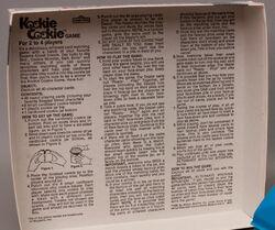 Milton bradley 1980 kookie cookie 4