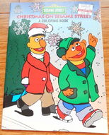 Christmas on sesame street merrigold