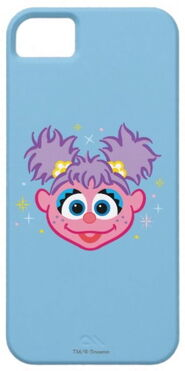Zazzle abby smiling face