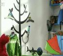 Afsnit 104: Elmo og paraplyen