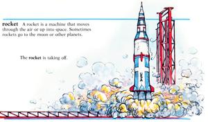 Saturn V dictionary