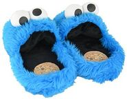 United labels 2015 slippers cookie monster