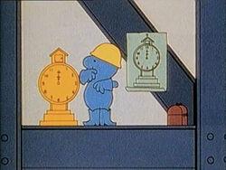 Build-clock