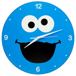 Vandor 2012 cookie monster wall clock