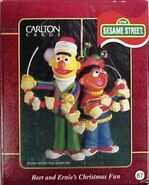 Bert and ernie carlton