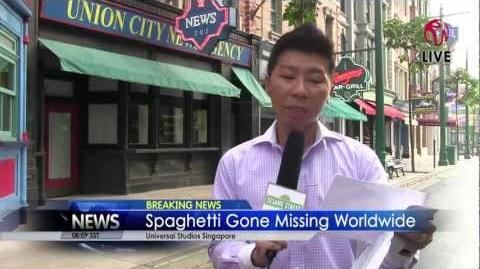 Sesame Street at Universal Studios Singapore - Breaking News 06.10