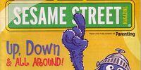 Sesame Street Magazine (Aug 2005)