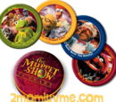Muppet coasters