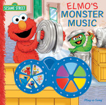 Elmo's Monster Music