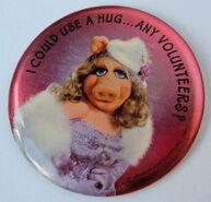 Hug button
