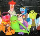 Muppet*Vision 3D plush