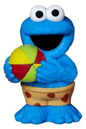 Playskool 2015 bath squirters cookie monster