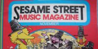 Sesame Street Music Magazine Vol. 1, No. 2