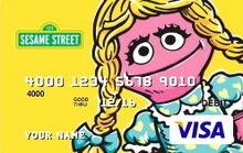 Sesame debit cards 41 betty lou