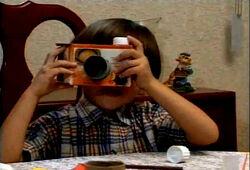 Cardboard-Camera