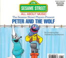 The Sesame Street Players Present Peter and the Wolf