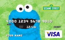 Sesame debit card 09 cookie