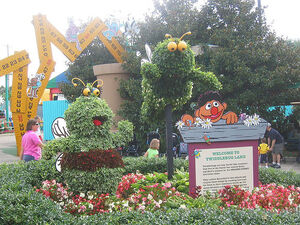 Twiddlebug Land - Sesame Place 2