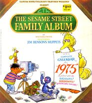 The Sesame Street Family Album