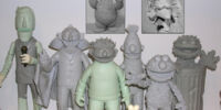 Unmade Palisades Toys