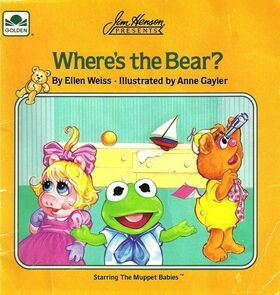 Where's the bear