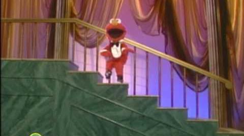 Sesame Street Elmo's Debut