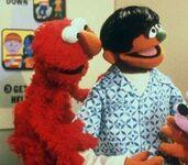 Elmo and Dani