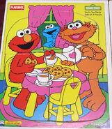 Playskool1994ZoesTeaParty7pcs