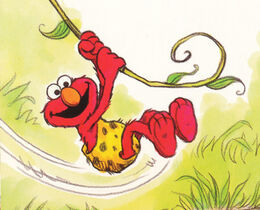 Elmo-tarzan-book