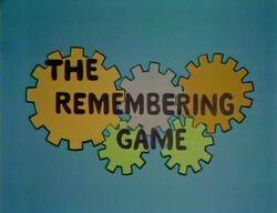 Rememberinggame