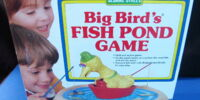 Big Bird's Fish Pond Game