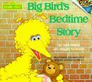 Big Bird's Bedtime Story