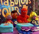 The Fantabulous Four