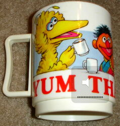 Peter pan industries yum thats good cup 1