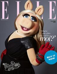 ELLE cover May 2014