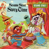 Sesame Street Story Time