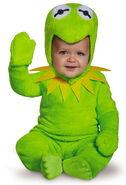 Disguise 2015 baby halloween costume kermit