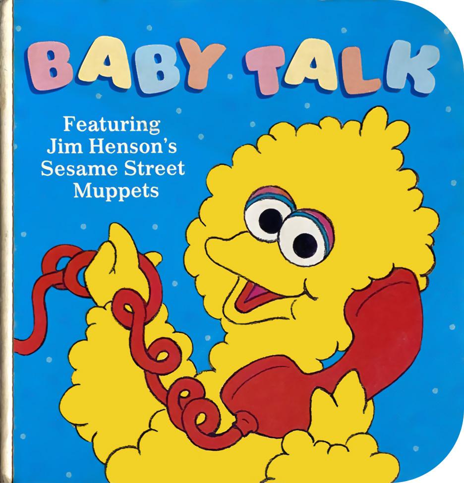 Baby Talk (book)