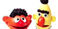 Muppet Puzzle Heads