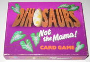 Dinosaurs not the mama game 1