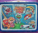 Muppet Babies lunchboxes