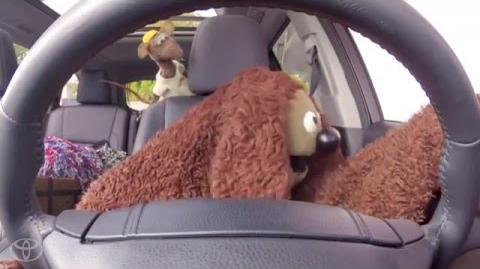 The Muppets Run Out of Money in the Toyota Highlander Toyota