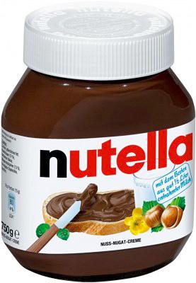 Ferrero-Nutella