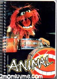 Kalan ntebook animal 2002
