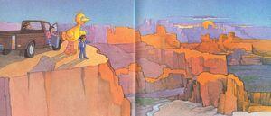 Big Bird Grand Canyon