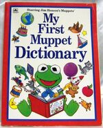 MyFirstMuppetDictionary1992