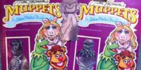 Muppet bookmarks (Viners)